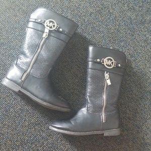 MK boots toddler girls